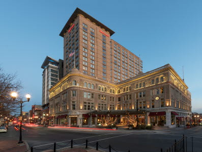 Lancaster Marriott East Tower Formally Opens