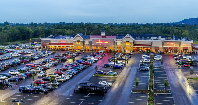 Lancaster, PA - The Crossings - Wegmans-Grand Opening Morning.jpg