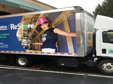High Companies support Habitat for Humanity