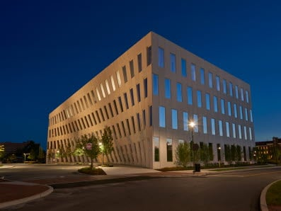 1200 Intrepid - architectural precast by High Concrete Group LLC
